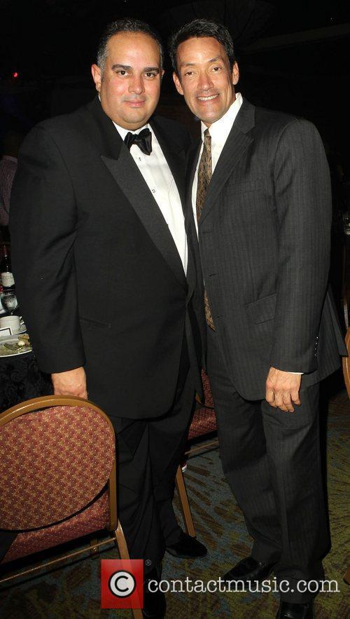 Speaker John A. Perez and John Duran 1