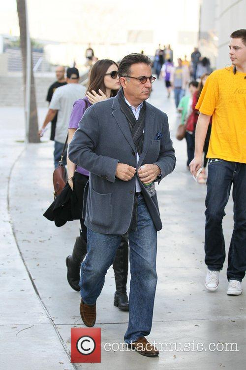 Andy Garcia and Staples Centre 5