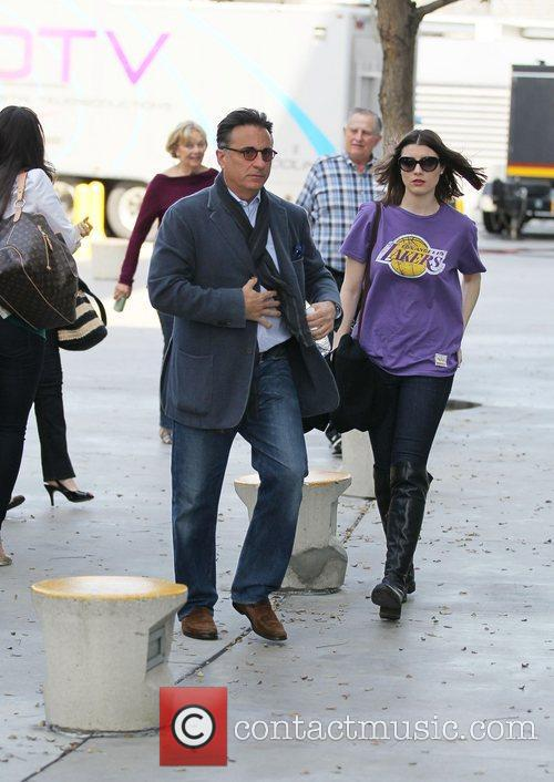 Andy Garcia and Staples Centre 1