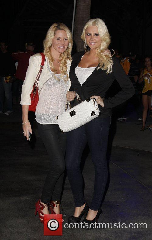 Kristina Shannon and Staples Center 4