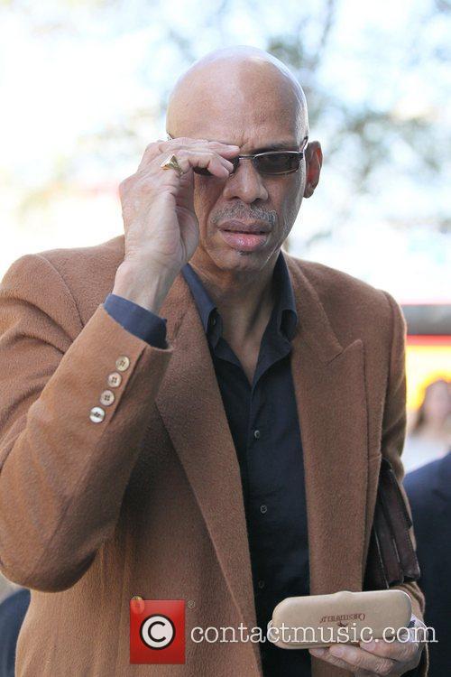 Kareem Abdul-jabbar and Staples Center 4