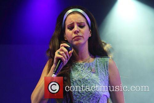 Lana Del Rey and Off Festival 11