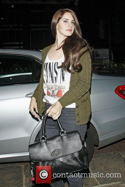 Lana Del Rey and Guns N Roses 6