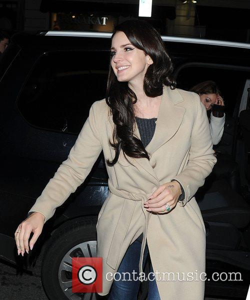 Lana Del Rey, Later and Jools Holland 7