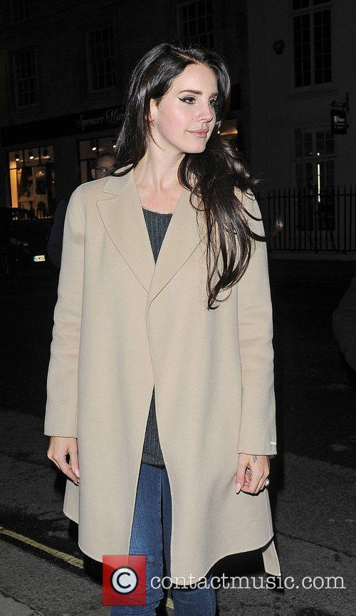 Lana Del Rey, Later and Jools Holland 10