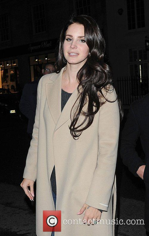 Lana Del Rey, Later and Jools Holland 11