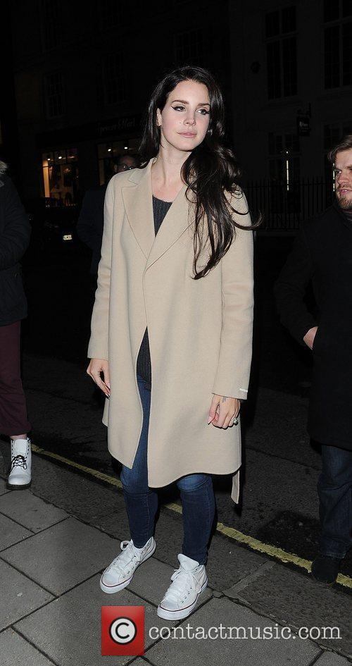 Lana Del Rey, Later and Jools Holland 1