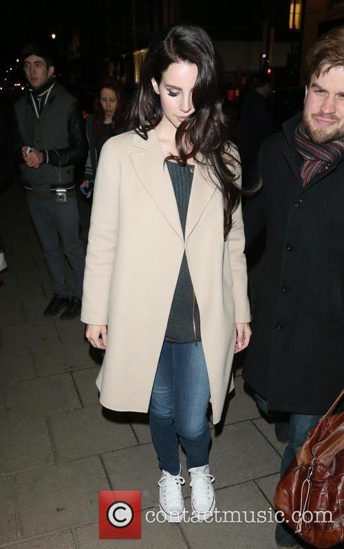 Lana Del Rey, Later and Jools Holland 1