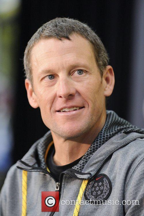 Lance Armstrong, LIVESTRONG Fitness Equipment Launch