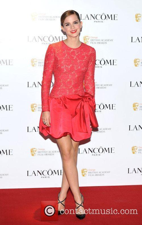 Emma Watson Lancome pre-BAFTA cocktail party held at...