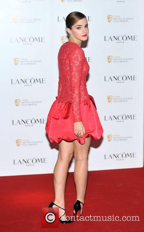 Emma Watson and Bafta 3