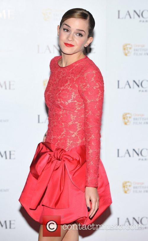 Emma Watson and Bafta 4