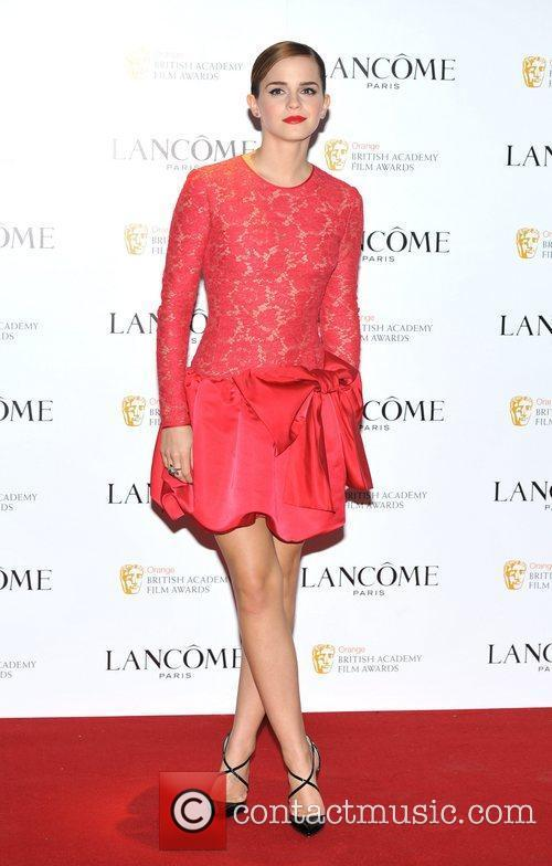 Emma Watson and Bafta 6