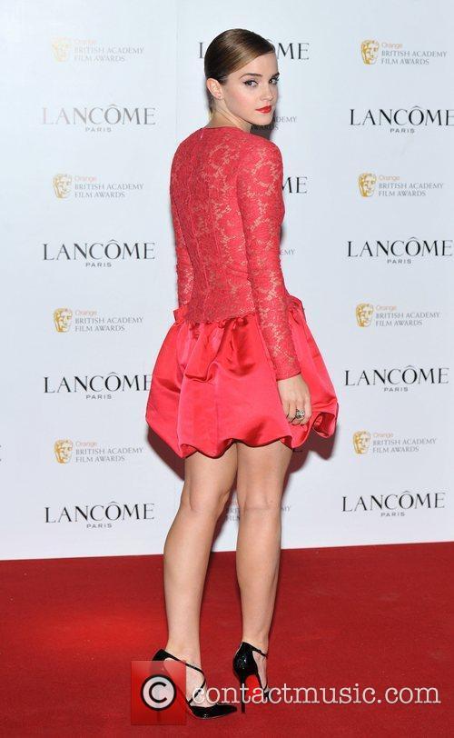 Emma Watson and Bafta 7