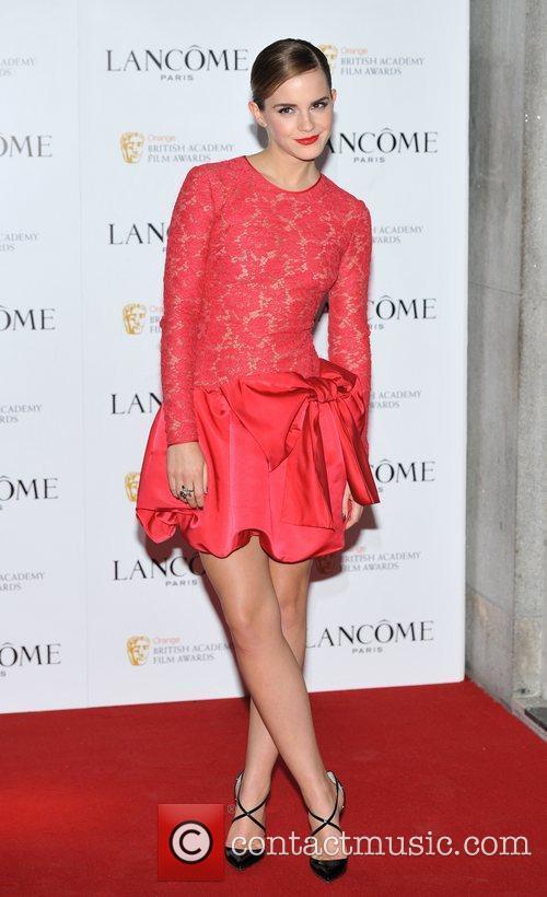 Emma Watson and Bafta 8