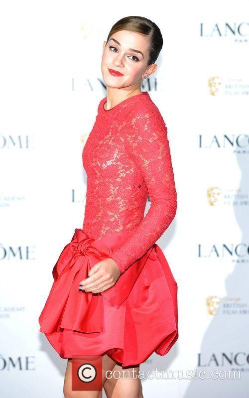 Emma Watson and Bafta 9