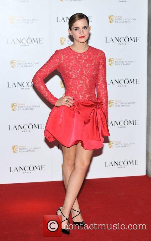 Emma Watson and Bafta 10