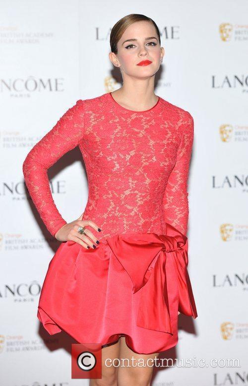 Emma Watson and Bafta 11