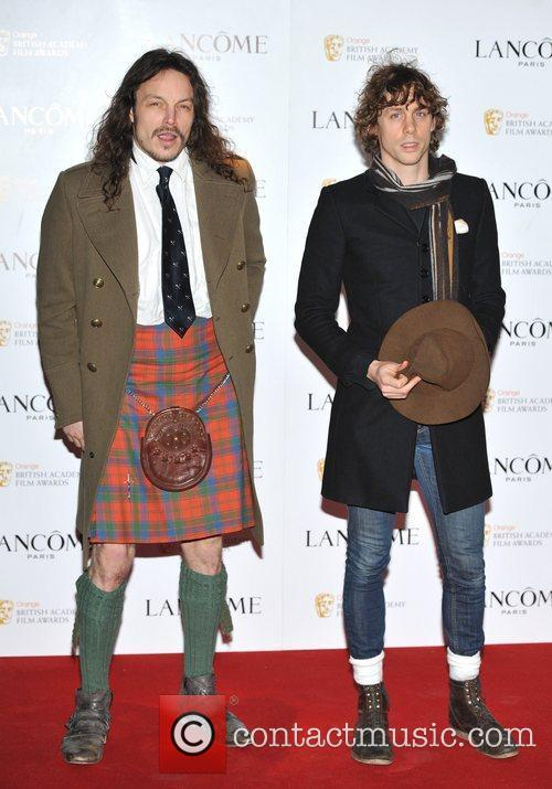 Johnny Borrell Lancome pre-BAFTA cocktail party held at...