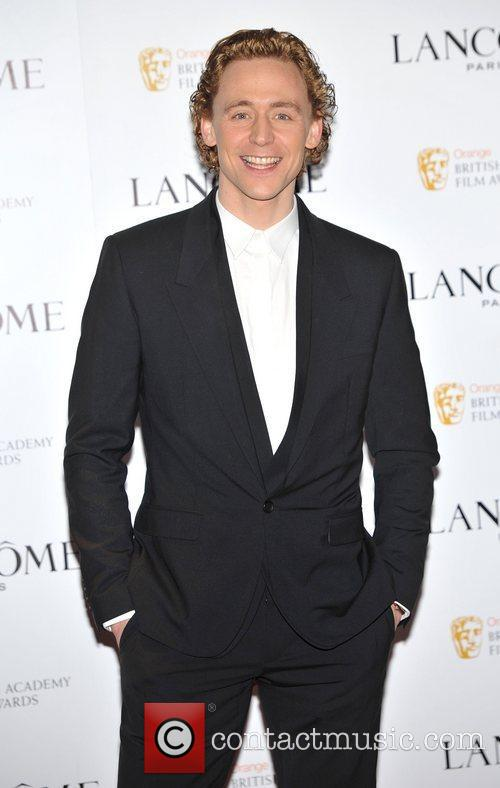 Tom Hiddleston Lancome pre-BAFTA cocktail party held at...