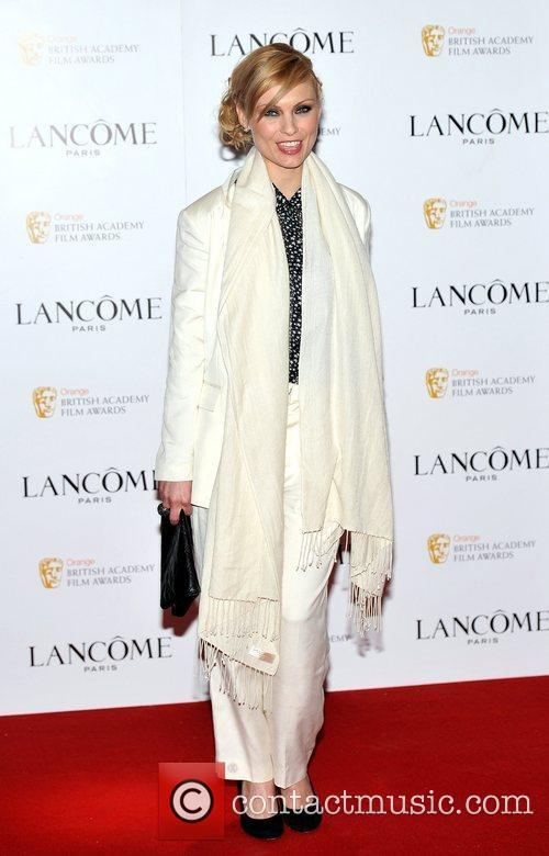 Myanna Buring and Bafta 1