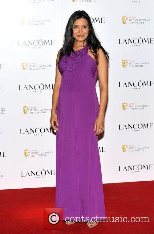 Shelley Conn Lancome pre-BAFTA cocktail party held at...