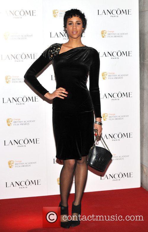 Zawe Ashton Lancome pre-BAFTA cocktail party held at...
