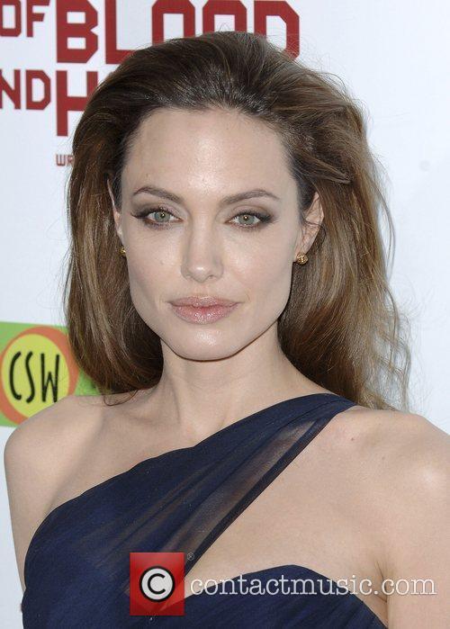 Angelina Jolie and Arclight Cinemas 5