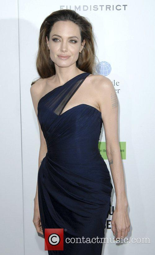 Angelina Jolie and Arclight Cinemas 3
