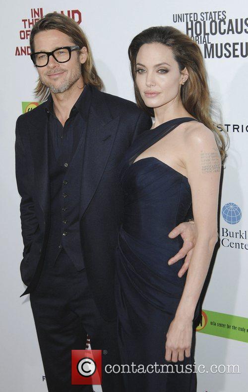 Brad Pitt, Angelina Jolie and Arclight Cinemas 7