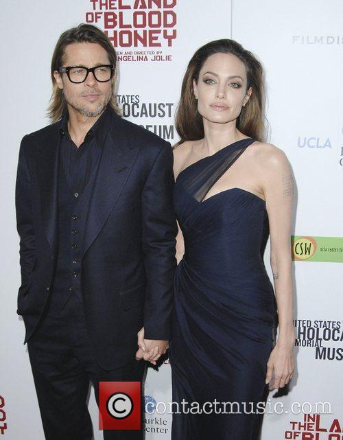 Brad Pitt, Angelina Jolie and Arclight Cinemas 5