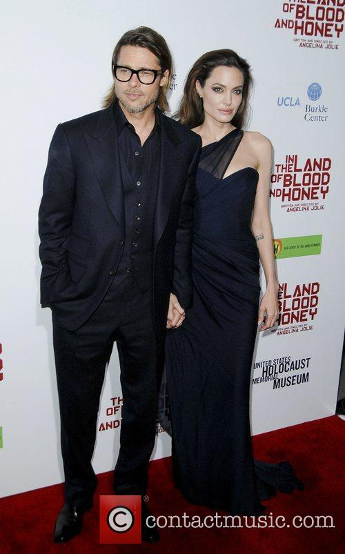 Brad Pitt, Angelina Jolie and Arclight Cinemas 6