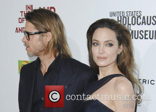 Brad Pitt, Angelina Jolie and Arclight Cinemas 3