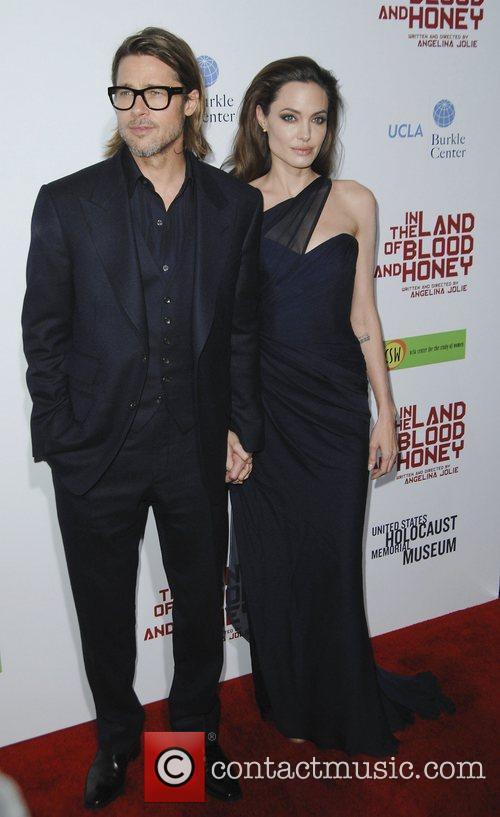 Brad Pitt, Angelina Jolie and Arclight Cinemas 2