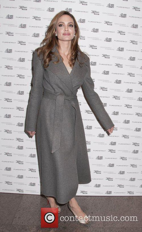 Angelina Jolie Special screening of In the Land...