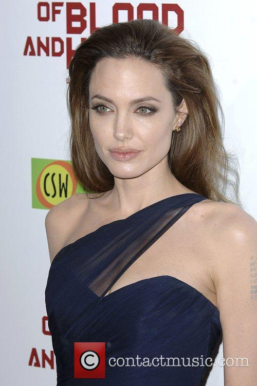 Angelina Jolie and Arclight Cinemas 6