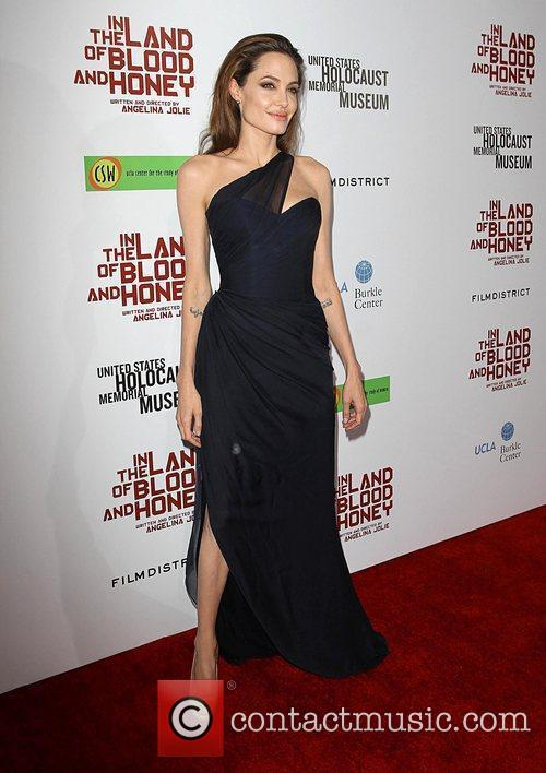 Angelina Jolie and Arclight Cinemas 8