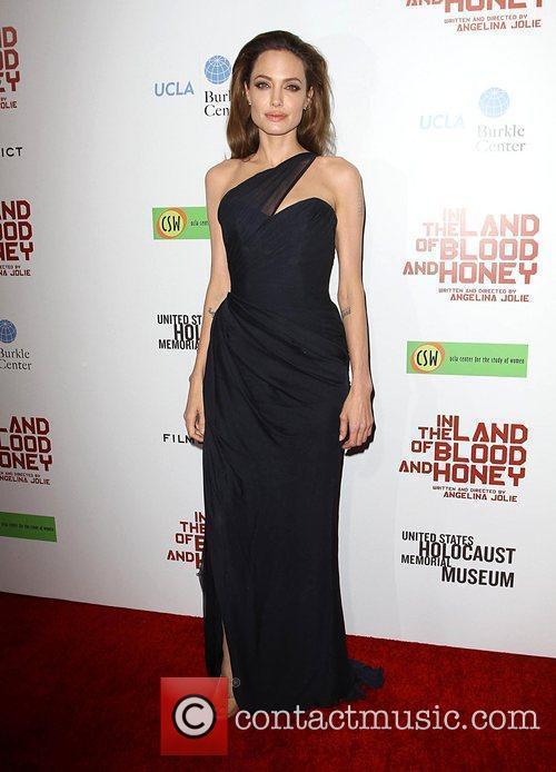 Angelina Jolie and Arclight Cinemas 9