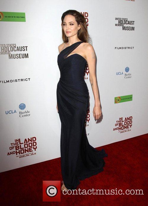 Angelina Jolie and Arclight Cinemas 7