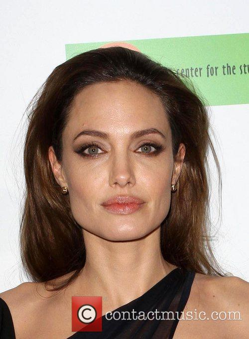 Angelina Jolie and Arclight Cinemas 11