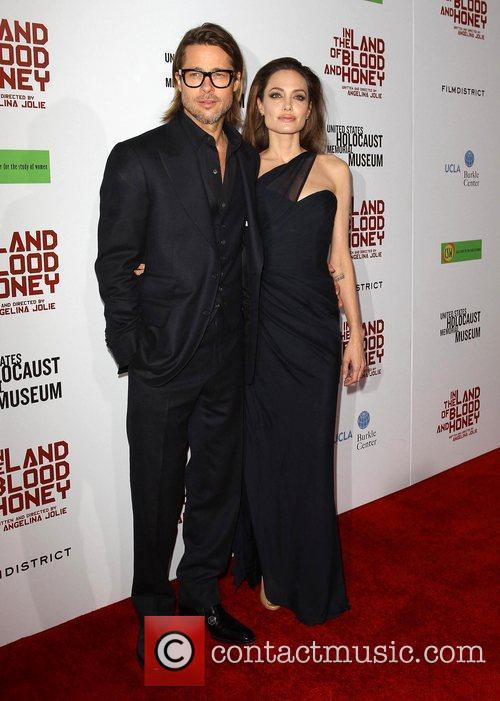 Brad Pitt, Angelina Jolie and Arclight Cinemas 10
