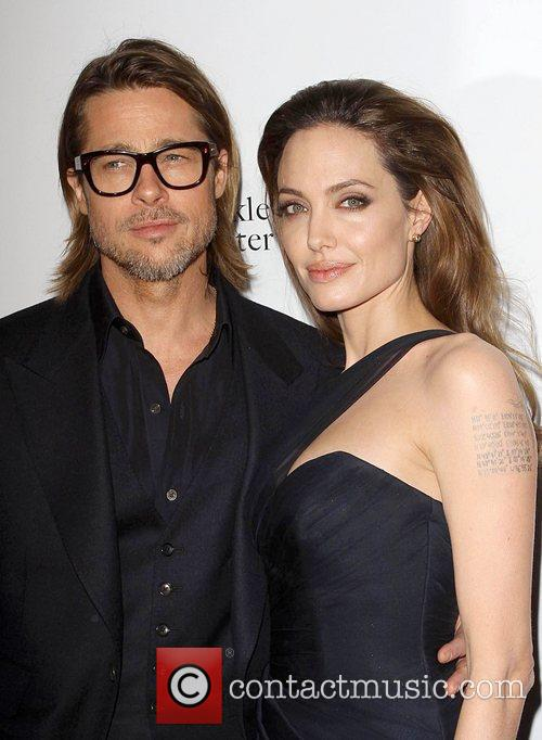 Brad Pitt, Angelina Jolie and Arclight Cinemas 9