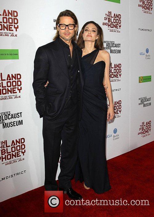 Brad Pitt, Angelina Jolie and Arclight Cinemas 8
