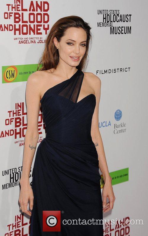 Angelina Jolie and ArcLight Cinemas 17