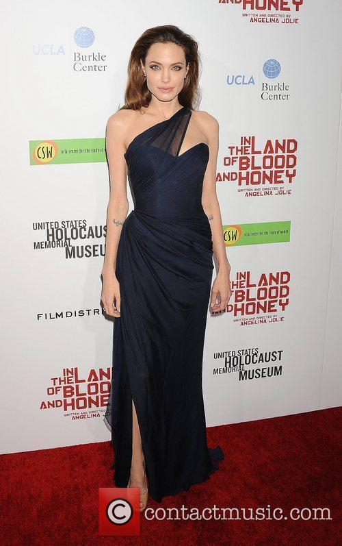 Angelina Jolie and ArcLight Cinemas 23
