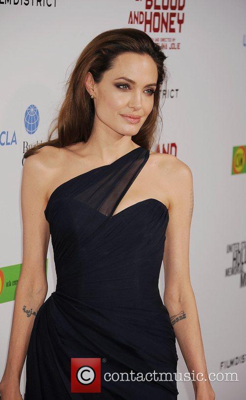 Angelina Jolie and ArcLight Cinemas 19