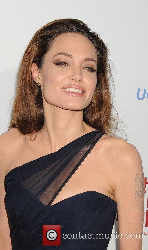 Angelina Jolie and ArcLight Cinemas 20