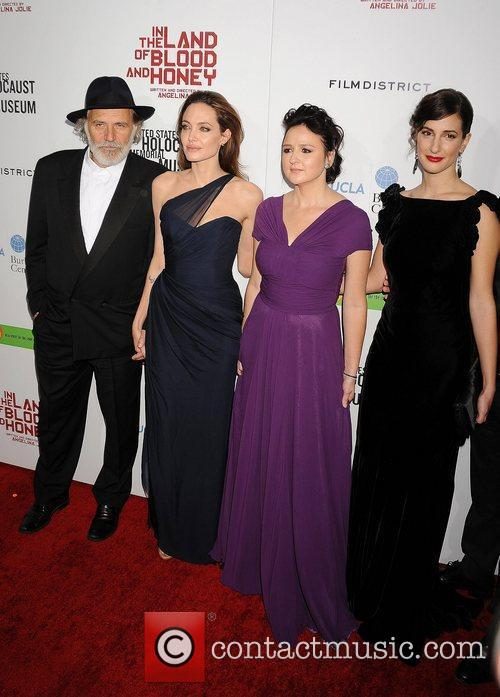 Rade Serbedzija, Angelina Jolie and Arclight Cinemas