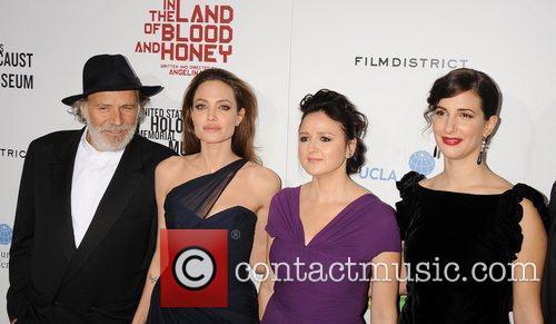 Rade Serbedzija, Angelina Jolie and Arclight Cinemas 8