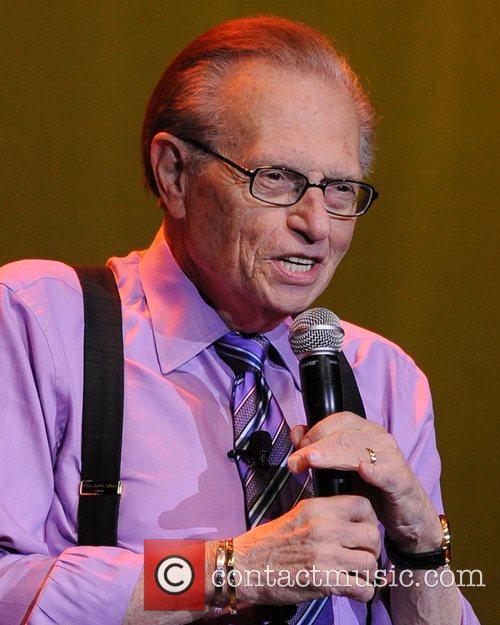Larry King and Hard Rock Hotel And Casino 5